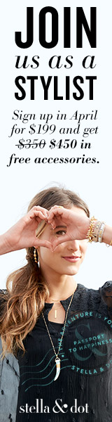 Join Stella & Dot as a Stylist