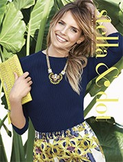 Spring 2014 Stella & Dot Look Book