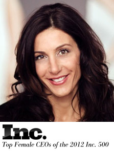 Jessica Herrin named one of the Inc. 500 Top Female CEO's of 2012