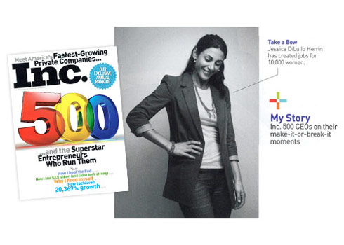 Inc. 500's Fastest Growing CompaniesStella & Dot makes the list at #67