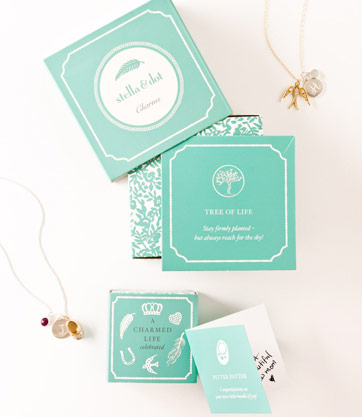 SHOW OFF YOUR PERSONAL STYLE WITH PERSONALIZED JEWELRY FROM STELLA & DOT