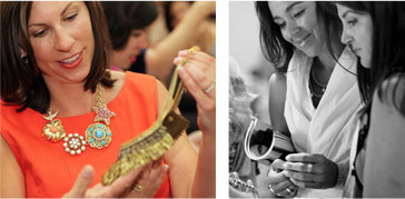 LOOKING FOR A LUCRATIVE & FLEXIBLE CAREER? SELL JEWELRY FROM HOME AS A STELLA & DOT STYLIST!